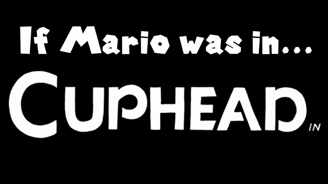 If Mario was in... Cuphead/Gallery