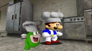 Mario's Hell Kitchen 041