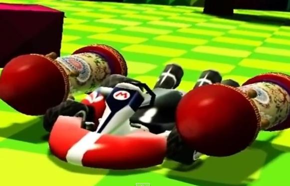 R64: Mario for Hire./Gallery