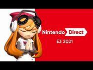 🔴 -LIVE- Meggy Reacts To E3 Nintendo Direct 2021 PLS SPLATOON 3 CONTENT (Normal Thumbnail, Archive)