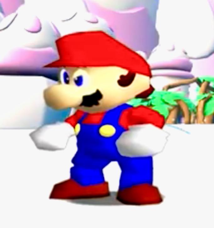 Clone Mario