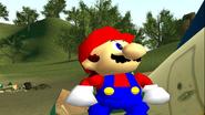 Mario Gets Stuck On An Island 056
