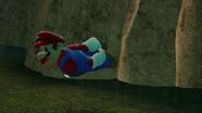 Mario Gets Stuck On An Island 095