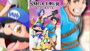 Mario and The Diss Track (SMG4 Tour 05)