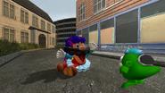 SMG4 Mario The Scam Artist 076