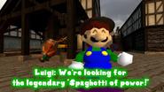 Don't Let Mario Eat It
