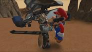 If Mario Was In... Starfox (Starlink Battle For Atlas) 099