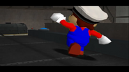 Mario Goes to the Fridge to Get a Glass Of Milk 183