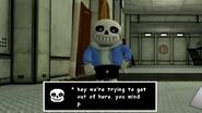 SMG4 Sans's First Day In Smash Bros screencaps 53