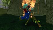 Mario Gets Stuck On An Island 083