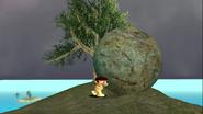Mario Gets Stuck On An Island 124