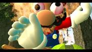 Mario Gets Stuck On An Island 069