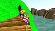 Stupid Mario 3D World 134