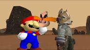If Mario Was In... Starfox (Starlink Battle For Atlas) 108