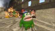 Mario and the Bob Mansion... 215