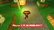 SMG4 If Mario Was in... Minecraft screencaps 14