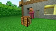 SMG4 If Mario Was in... Minecraft screencaps 16