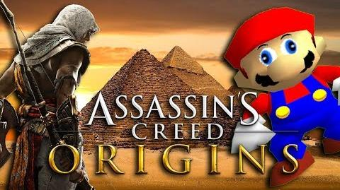 If Mario was in... Assassin's Creed Origins