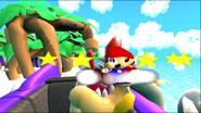 Stupid Mario 3D World 238