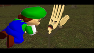Mario Goes to the Fridge to Get a Glass Of Milk 258