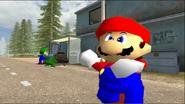 Mario's Prison Escape 309