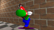 Mario And The T-Pose Virus 078