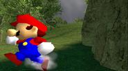 Mario Gets Stuck On An Island 077