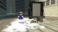 Mario Goes to the Fridge to Get a Glass Of Milk 118