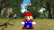 Mario The Ultimate Gamer 123