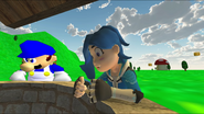SMG4 Mario And... The Well 074
