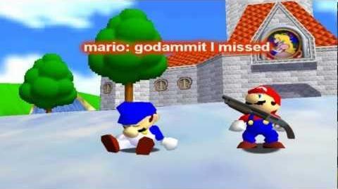 Super Mario 64 Christmas Thing 2012