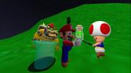 Stupid Mario 3D World 036