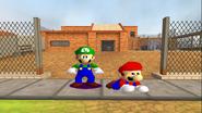 Mario's Prison Escape 052