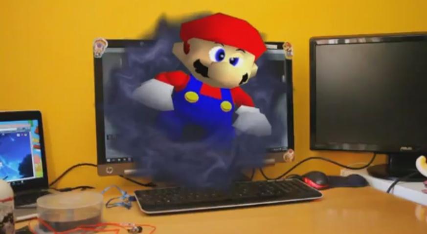 Mario In Real Life: Mario Monster Mash (700k Special!)/Gallery
