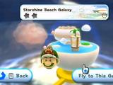 Galassia Spiaggia Stellare