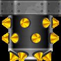 Rullo Pungente Sprite - Super Mario Maker.png