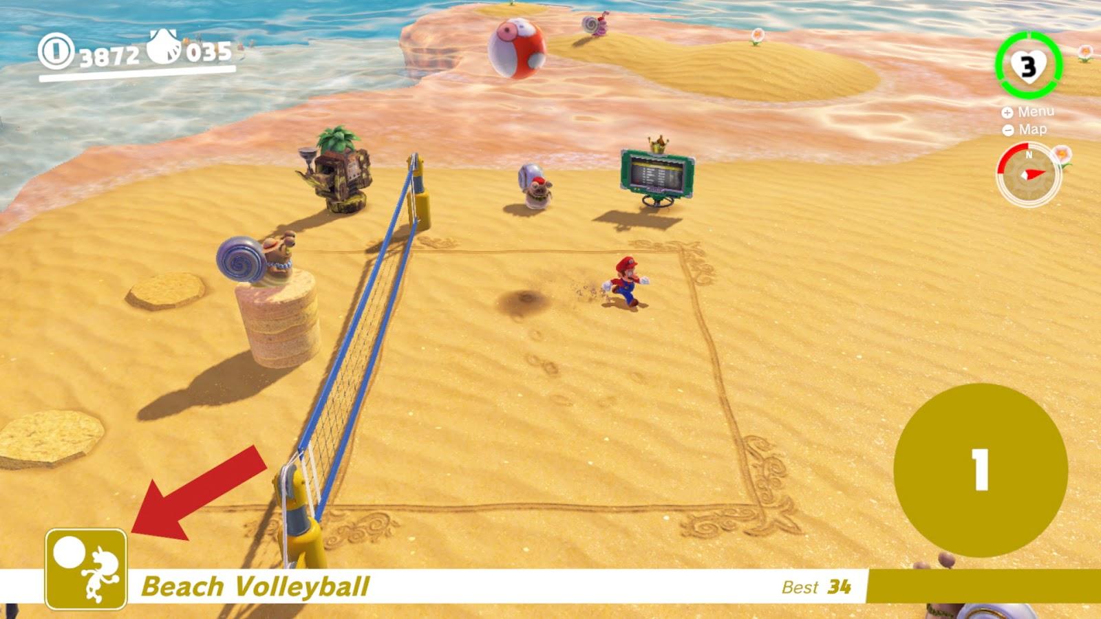 Beach Volley a Bollicinia