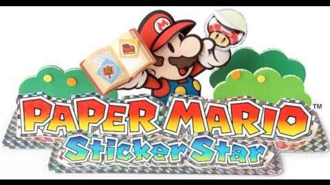Paper Mario Sticker Star OST - Petey Piranha Battle (LOW HP)