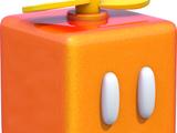 Cubo elica