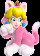Peach Gatto - Super Mario 3D World