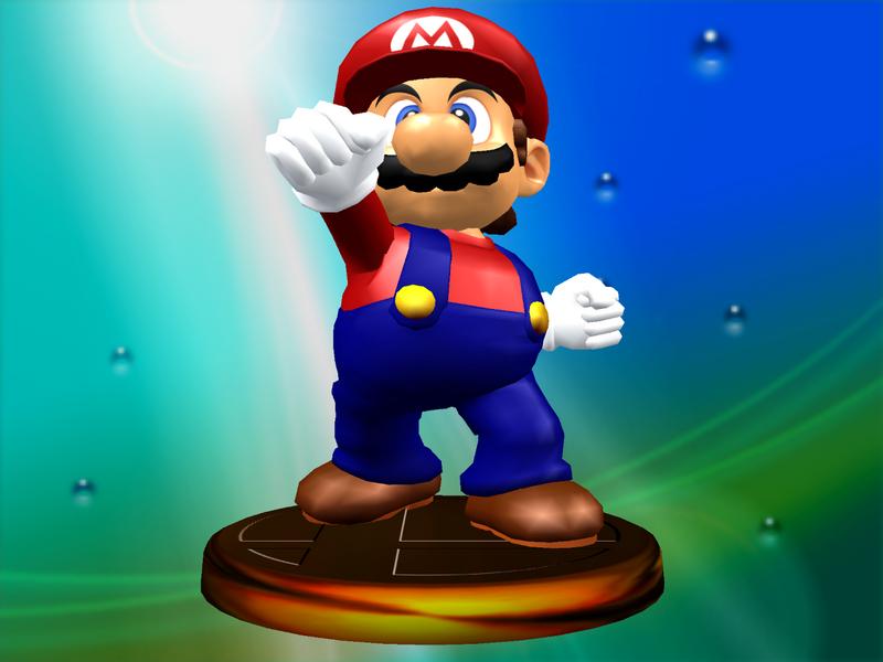 Lista dei Trofei di Super Smash Bros. Melee