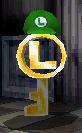 Chiave della porta di Luigi