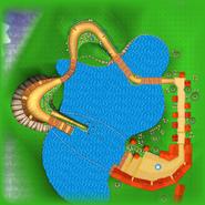 Villaggio di Daisy mappa