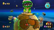 Dino Piranha Screenshot1 - Super Mario Galaxy.png