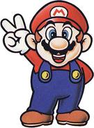 Mario Artwork - Super Mario World