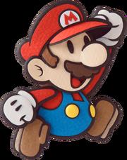 Mario Artwork - Paper Mario Sticker Star.png