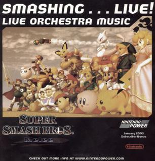 Super Smash Bros. Melee: Smashing...Live!