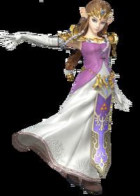 Principessa Zelda Smash Bros 4.png