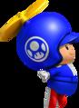 Toad Blu Elica