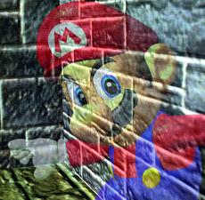Mario Invisibile - Super Mario 64.png